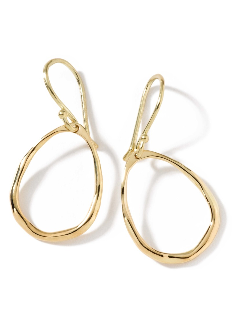 Ippolita Classico Mini Squiggle Hoop Earrings