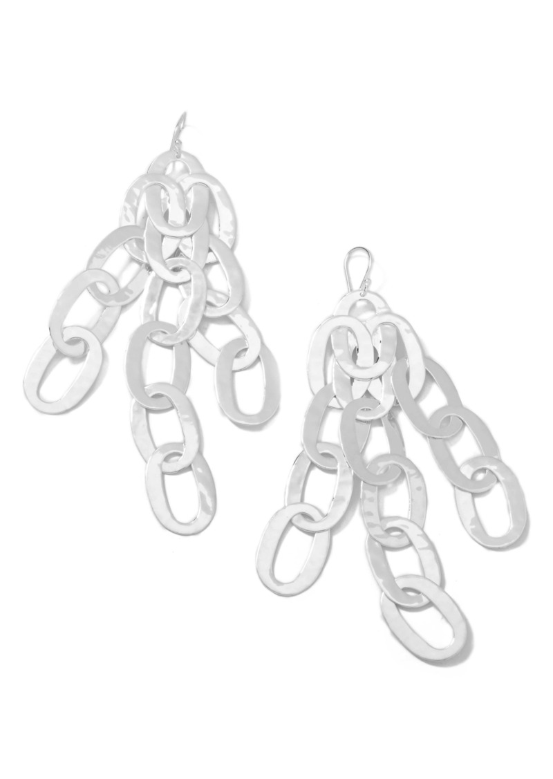 Ippolita Classico Roma Links Hero Earrings
