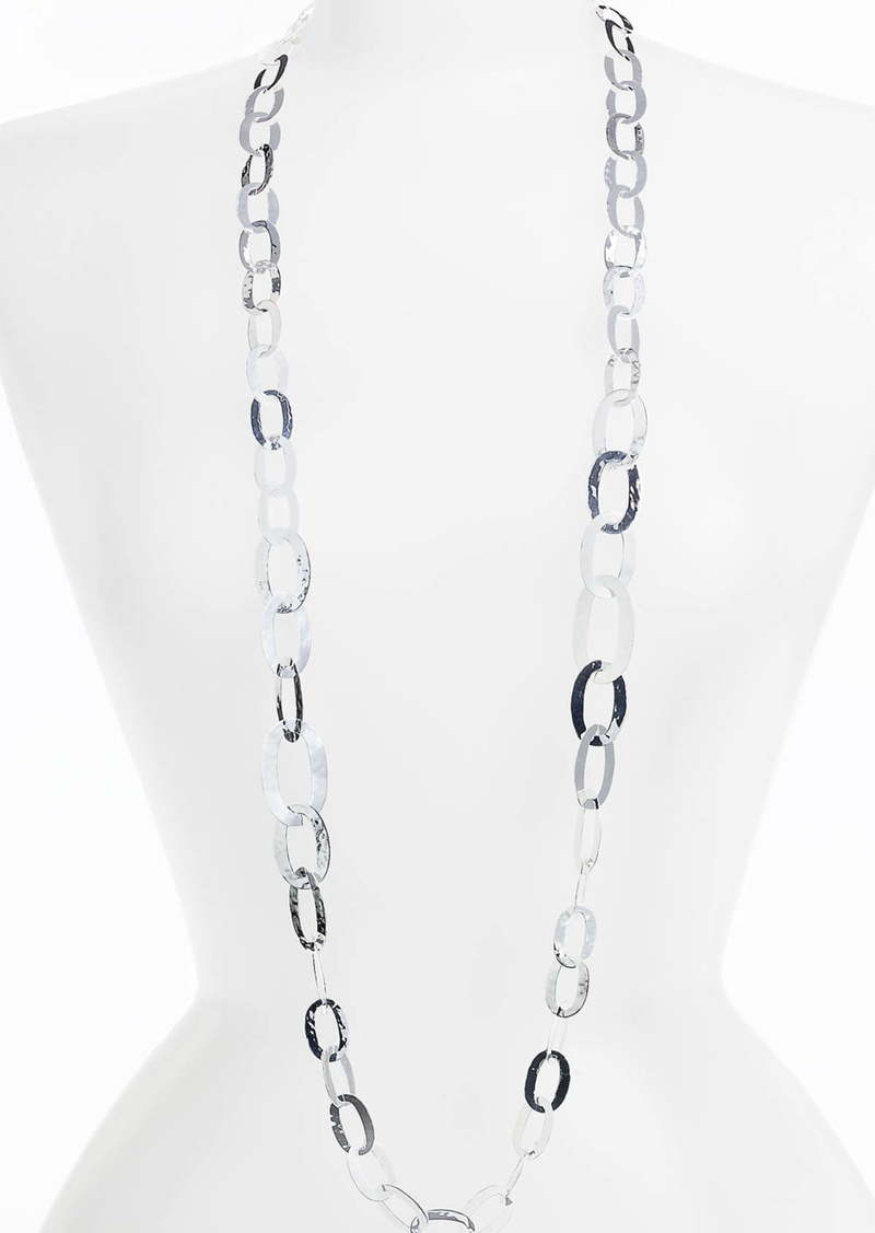 Ippolita 'Flat Links' Long Necklace