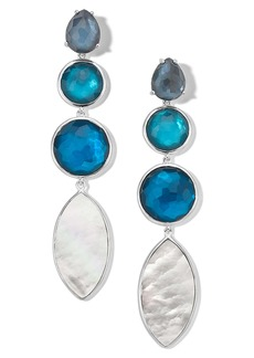 Ippolita Four Stone Linear Earrings