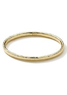 Ippolita 'Glamazon' 18k Gold Bangle