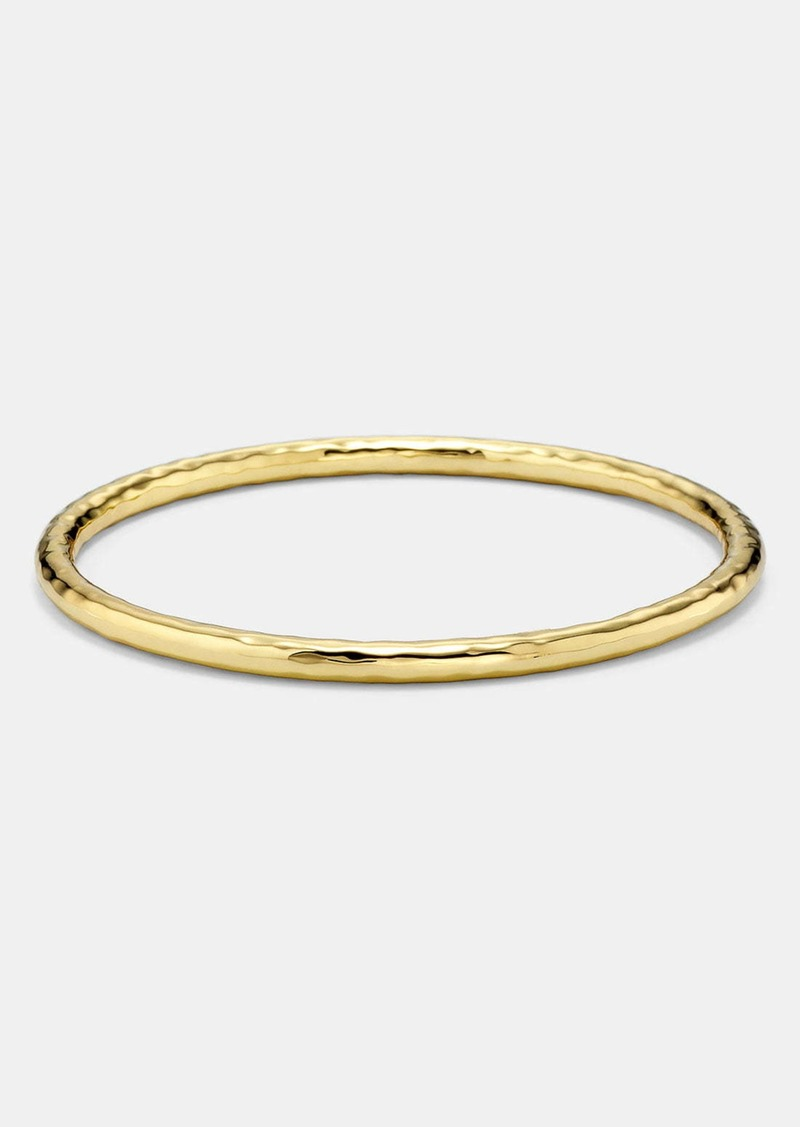 Ippolita 'Glamazon' 18k Gold Bangle