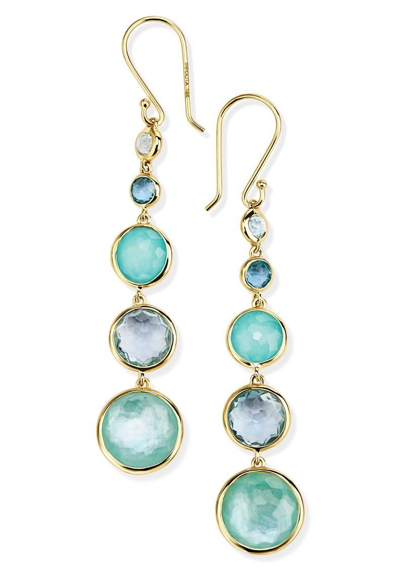 Ippolita Lollipop Long Lollitini Drop Earrings