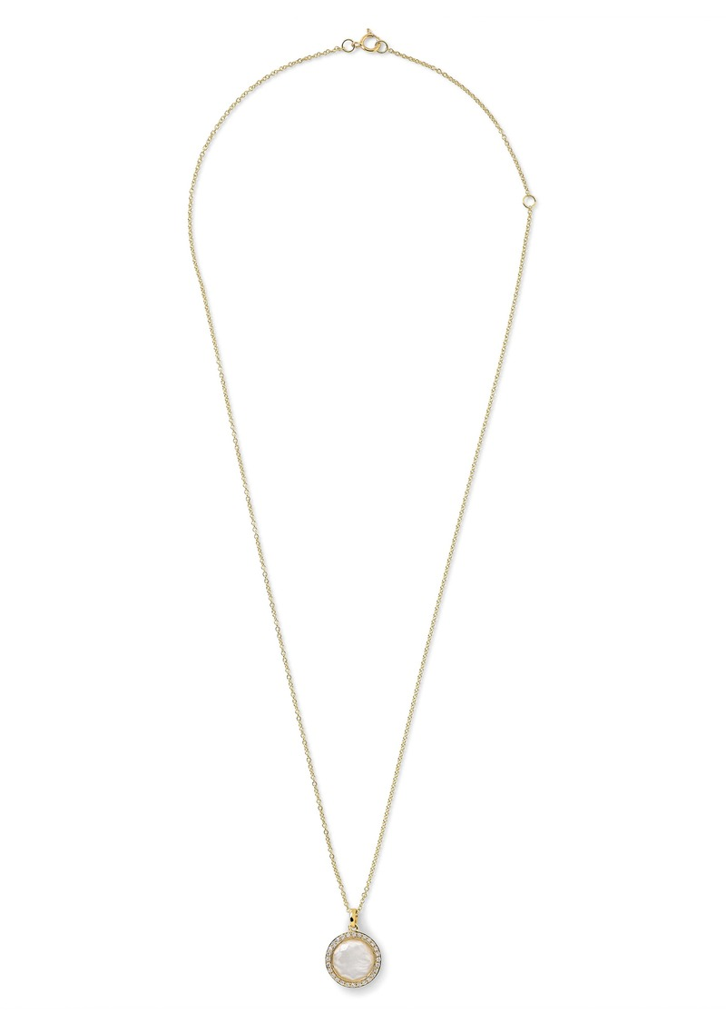 Ippolita Lollipop Mini Pendant Necklace