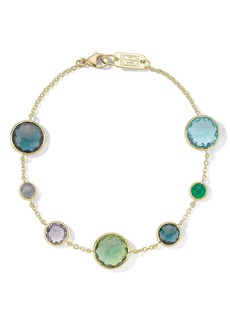 Ippolita Lollipop Semiprecious Stone Station Bracelet