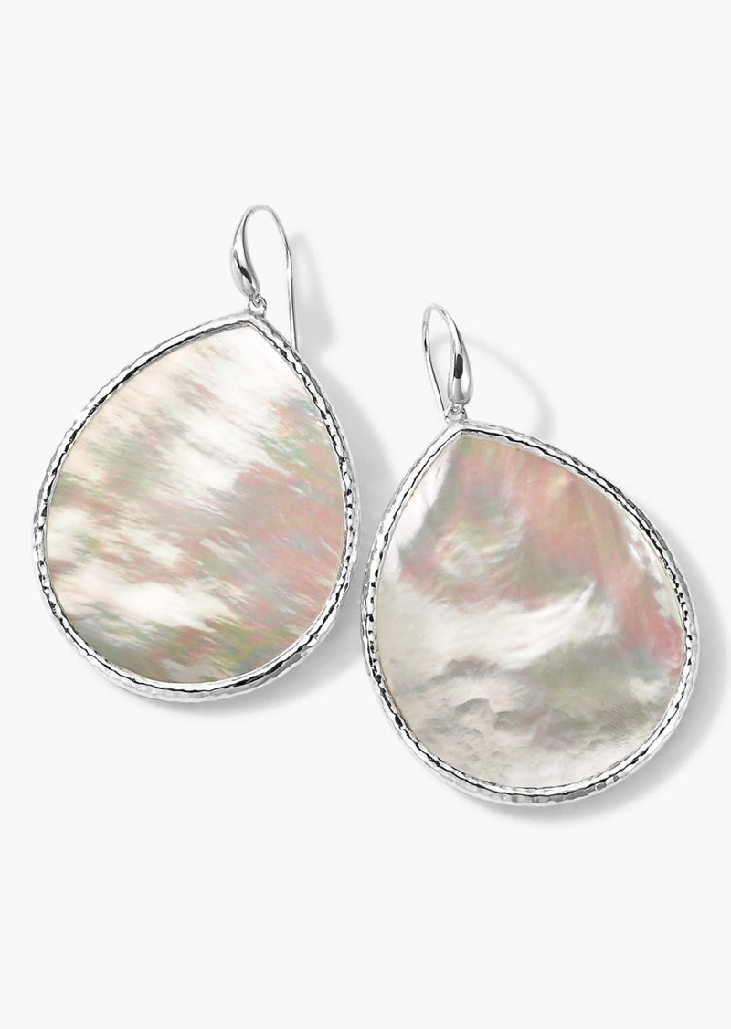 Ippolita 'Polished Rock Candy' Large Teardrop Earrings