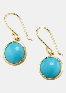 Ippolita 'Rock Candy - Mini Lollipop' 18k Gold Drop Earrings