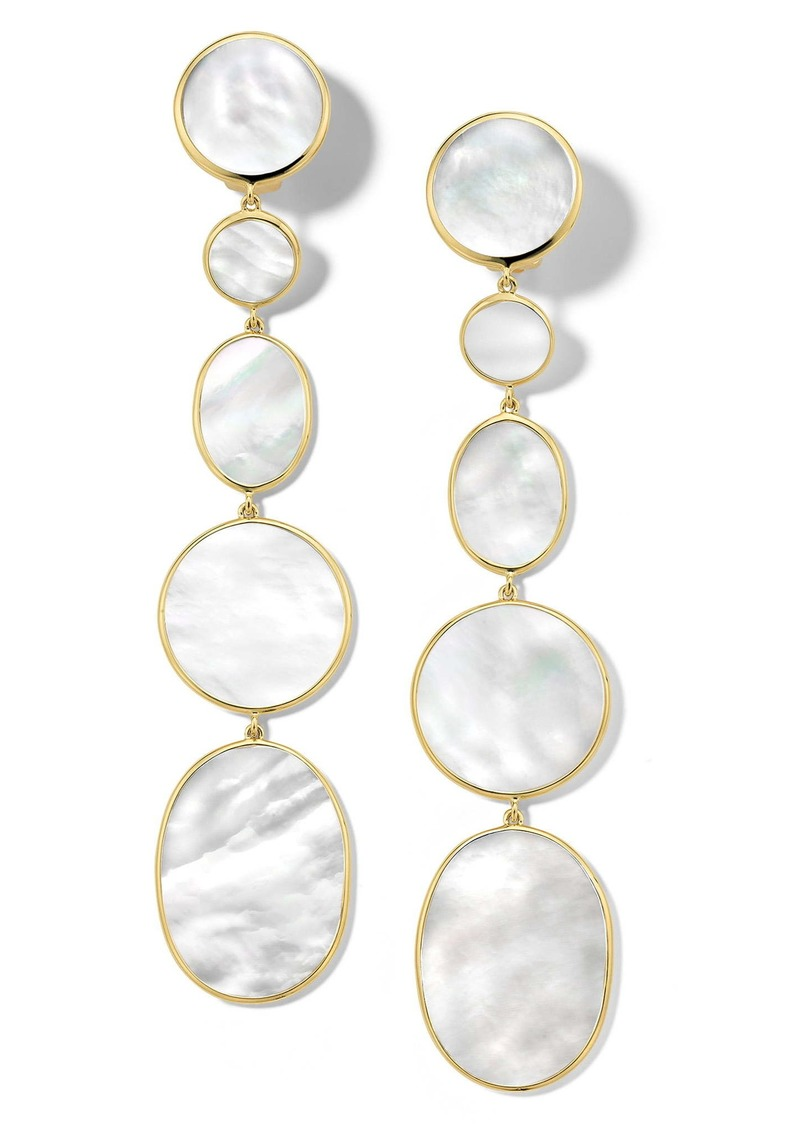Ippolita Rock Candy Long Clip Earrings