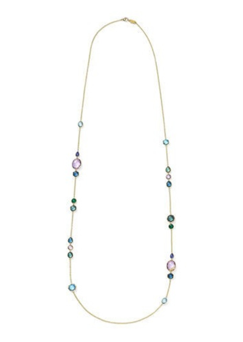 Ippolita Rock Candy Long Station Necklace  39
