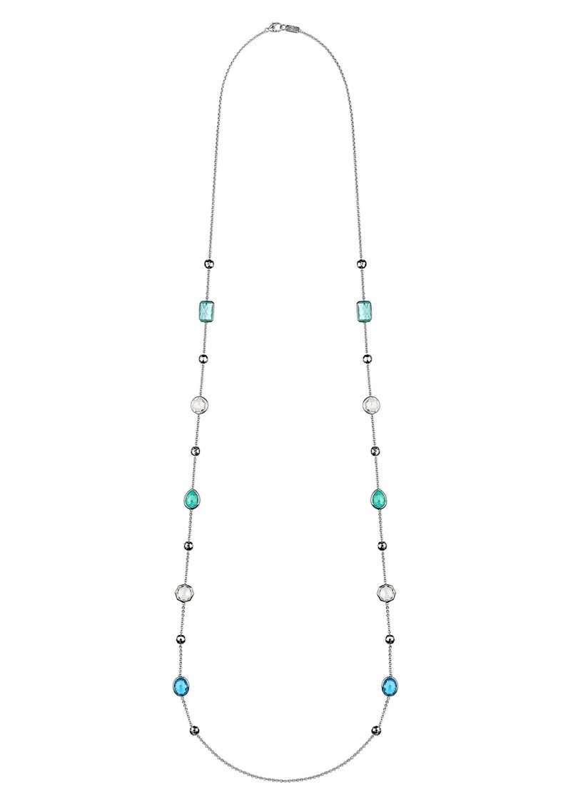 Ippolita Rock Candy Long Station Necklace