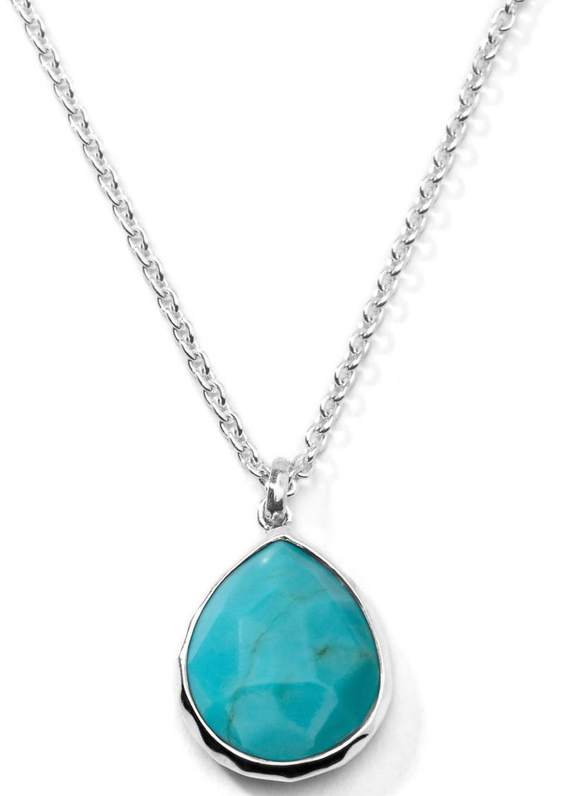 Ippolita Rock Candy Medium Teardrop Pendant Necklace