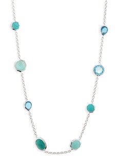 Ippolita Rock Candy Mini Station Necklace