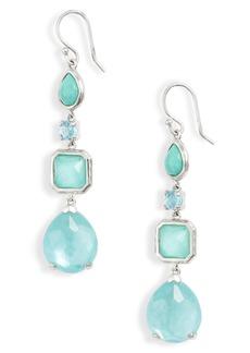 Ippolita Rock Candy Mixed Stone Linear Drop Earrings