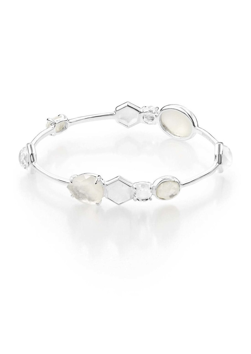 Ippolita 'Rock Candy' Semiprecious Stone Bangle