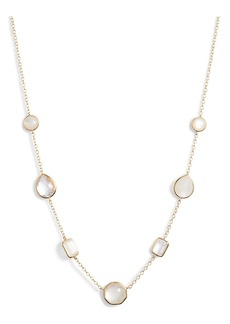 Ippolita Rock Candy Semiprecious Stone Frontal Necklace