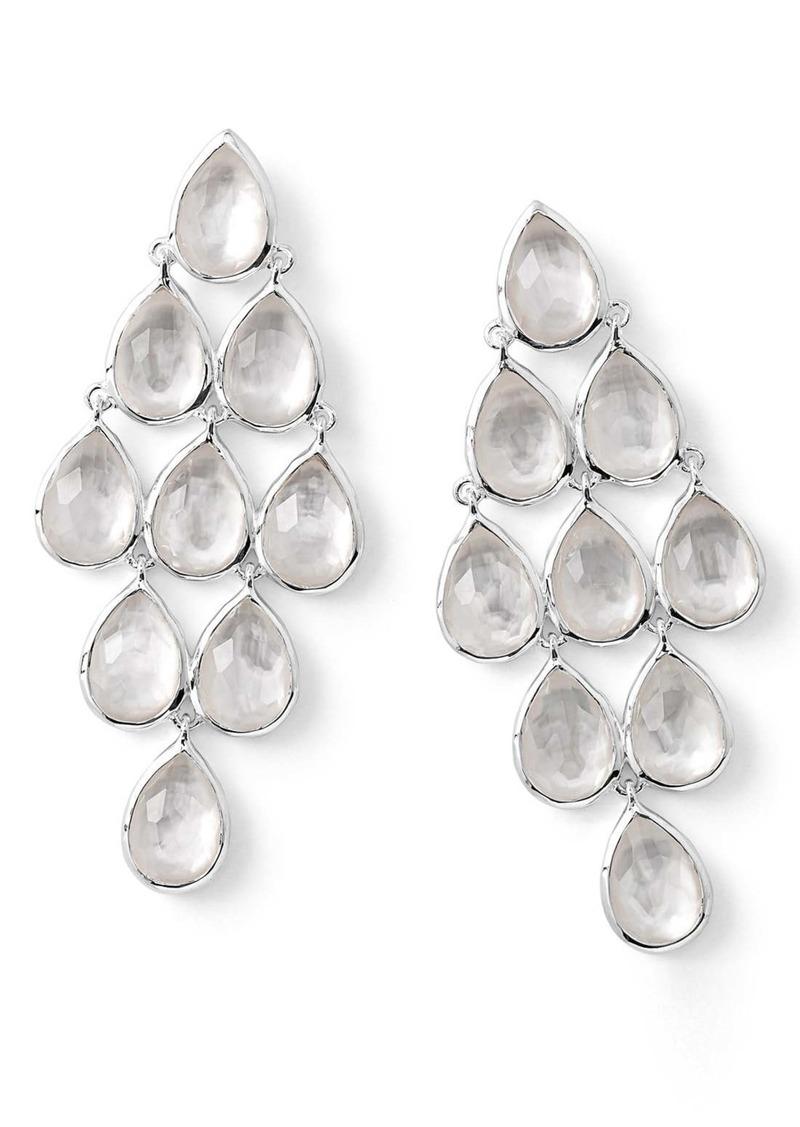 Ippolita 'Rock Candy' Teardrop Semiprecious Stone Drop Earrings