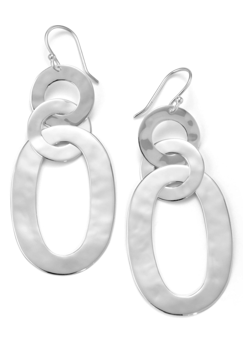 Ippolita Roma Triple Link Drop Earrings