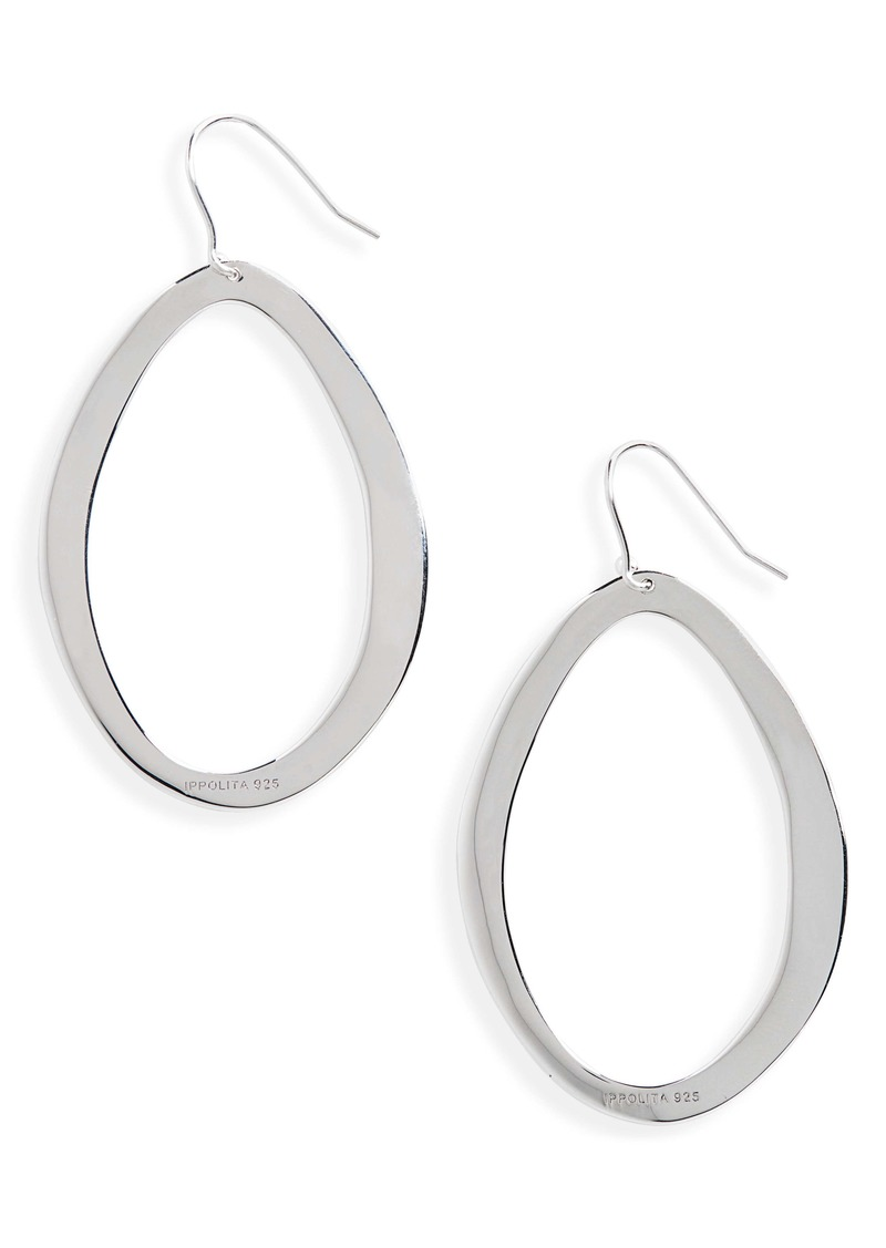 Ippolita 'Scultura' Large Wavy Earrings