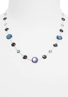 Ippolita Semiprecious Stone Collar Necklace
