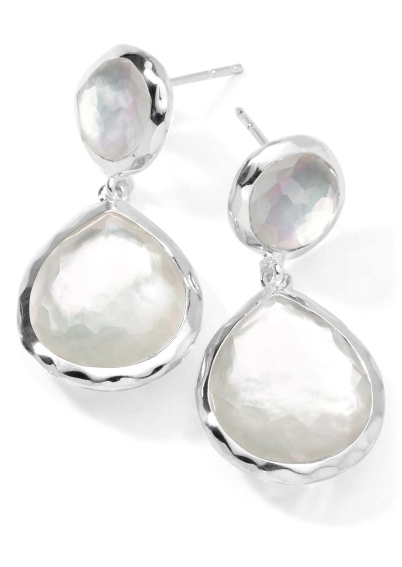 Ippolita Semiprecious Teardrop Earrings