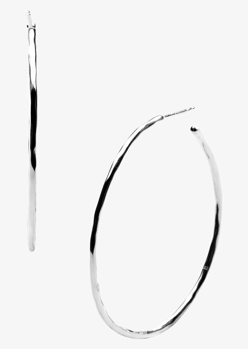 Ippolita 'Shiny Squiggle' Hoop Earrings