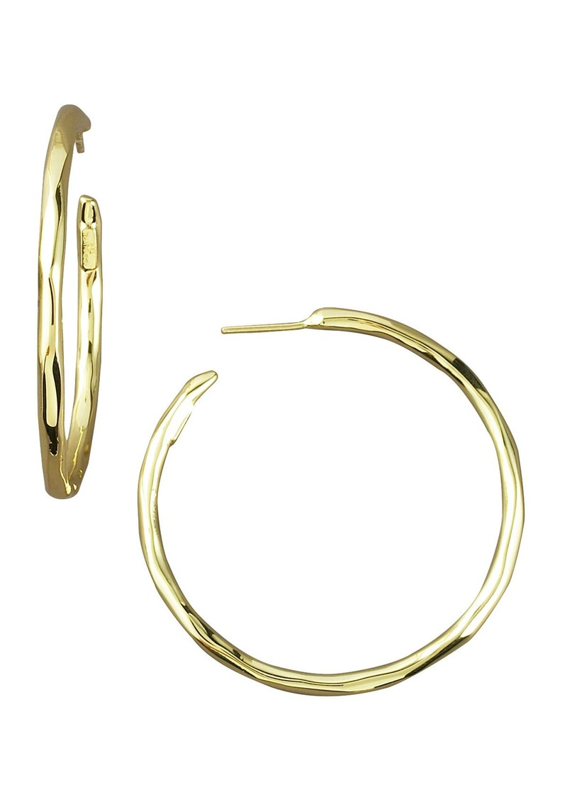 Ippolita Thin Glamazon Hoop Earrings  Small