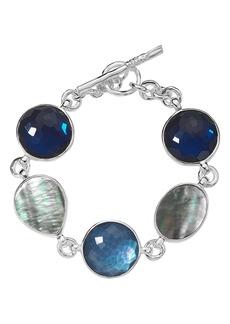 Ippolita Wonderland 5-Stone Toggle Bracelet