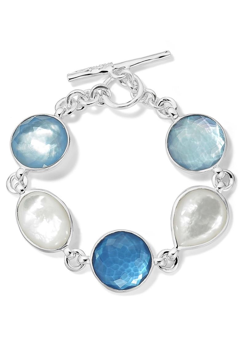 Ippolita Wonderland Mother-of-Pearl Doublet Bracelet