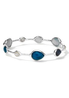 Ippolita Wonderland Open Teardrop Bangle