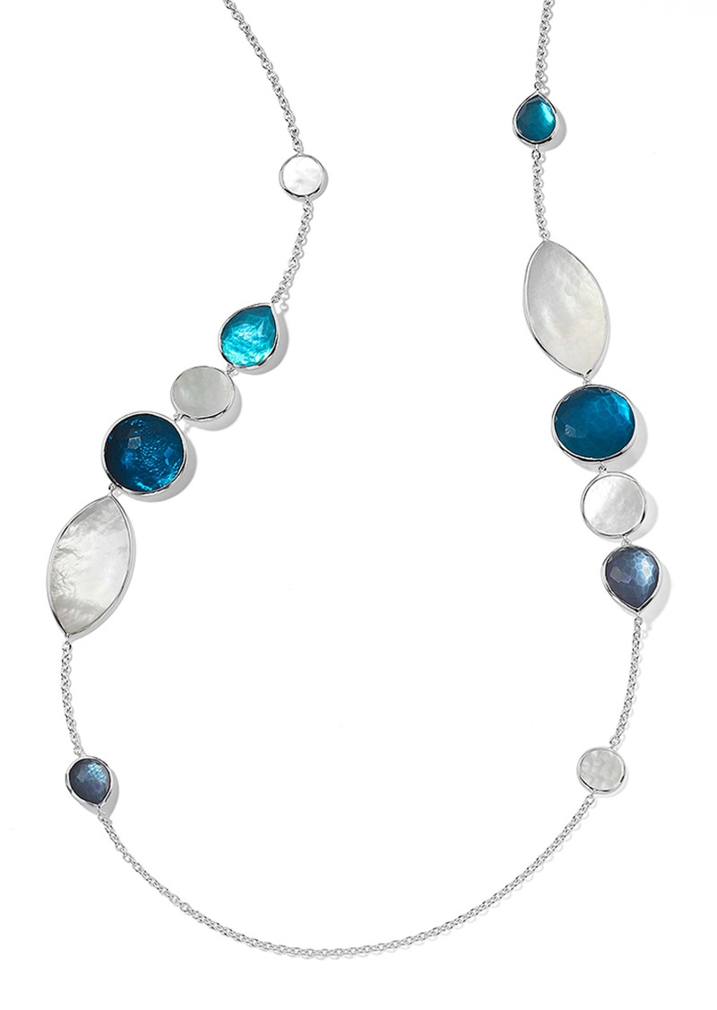 Ippolita Wonderland Stone Station Necklace