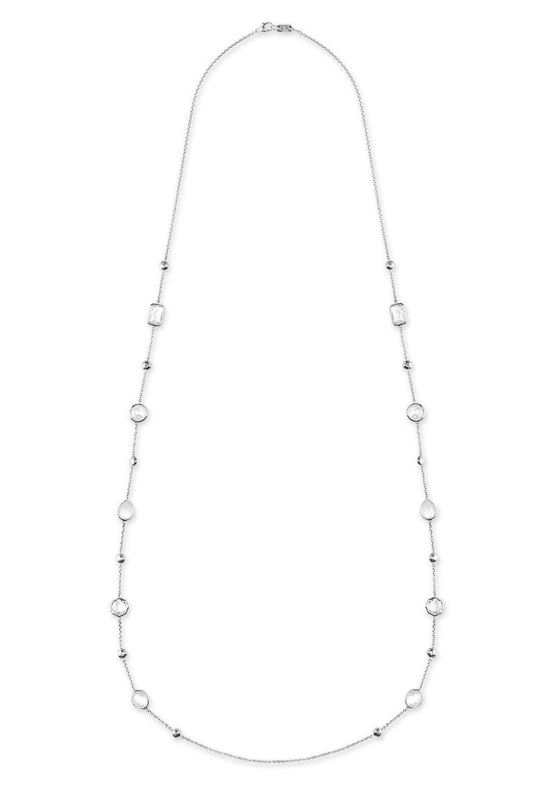 Ippolita'Rock Candy' Semiprecious Stone Station Necklace