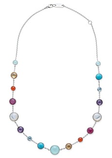 Ippolita Lollipop Lollitini multi-stone necklace