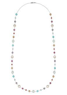 Ippolita long Lollipop Lollitini multi-stone necklace