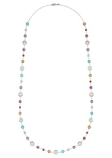 Ippolita long Lollipop Lollitini multi-stone necklace