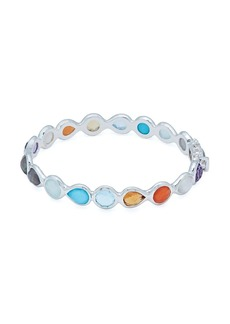 Ippolita Rock Candy All Around Hinged multi-stone bangle