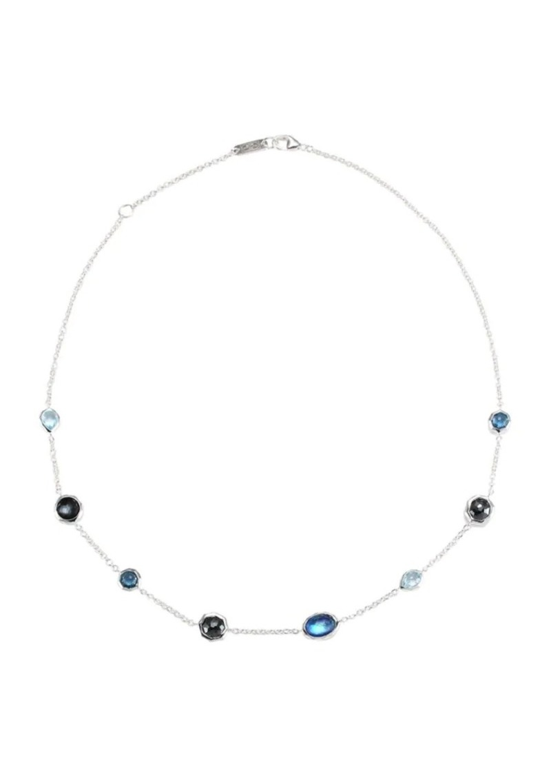 Ippolita Rock Candy Sterling Silver & Multi-Stone Necklace
