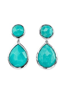 Ippolita Rock Candy turquoise drop earrings