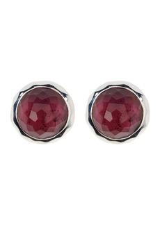 Ippolita Sterling Silver Wonderland Stud Earrings