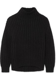 IRO Alladin Oversized Chunky-knit Turtleneck Sweater