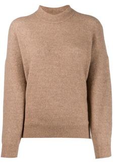 IRO Almy camel hair sweater