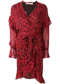 IRO animal print dress