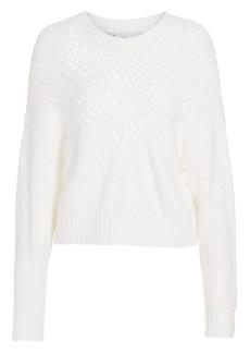 IRO Arresi Chevron Knit Sweater