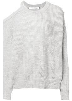 IRO asymmetric cold shoulder jumper