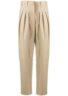 IRO Bayue pleated detail trousers