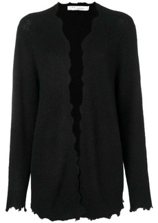 IRO Belky deconstructed cardigan