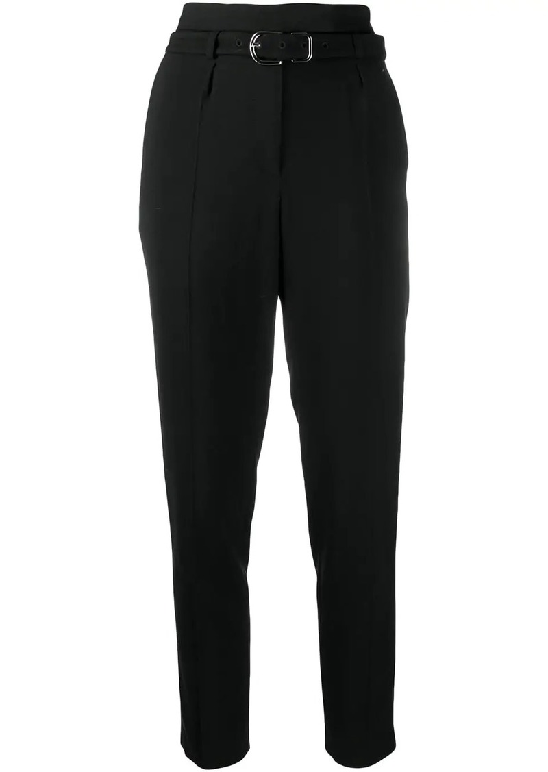 IRO Bill belted trousers