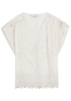 IRO Blouse with Cut-Out Detail