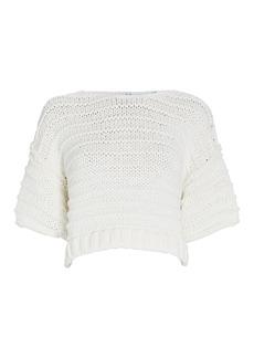 IRO Brianne Cropped Sweater
