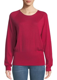 IRO Children Scoop-Neck Cashmere Sweater