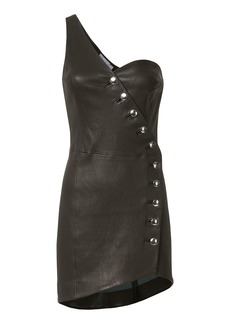 IRO Clemay Leather Dress